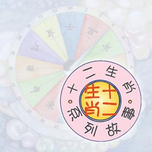 中國十二生肖系列